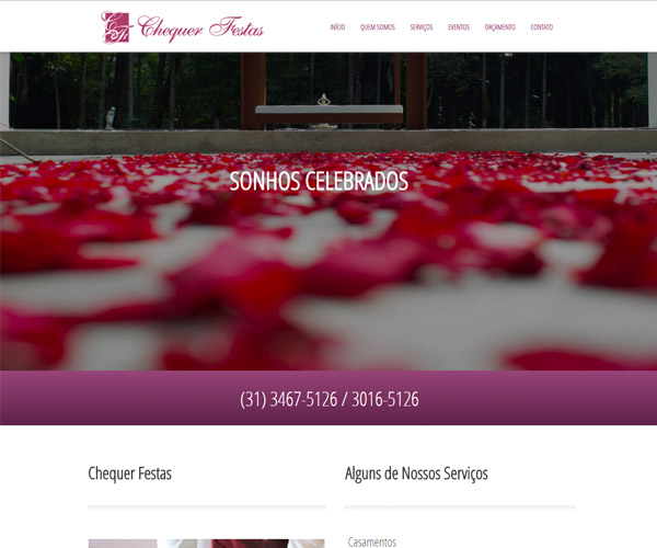Website Chequer